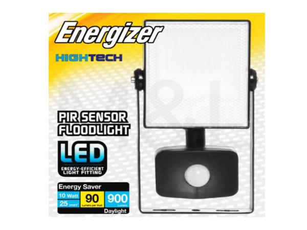 LED Sensor Floodlights